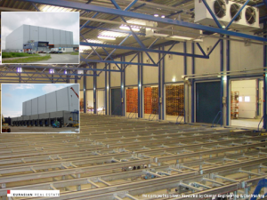 The Netherlands Cold Storage Bergen op Zoom