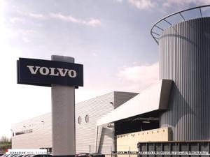 The Netherlands Volvo